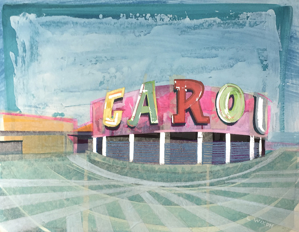 Brooklyn Coney Island Carousel