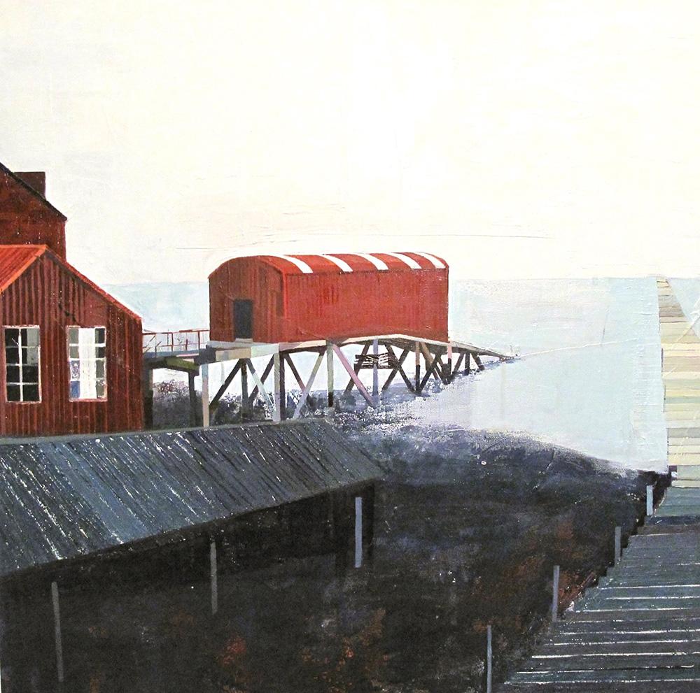 UK coast South Gare Lifeboat Station